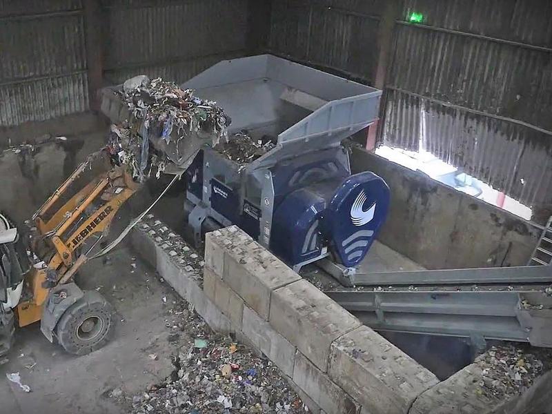 Сортировка и переработка отходов