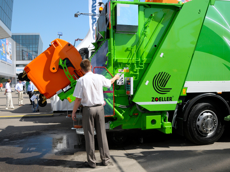 Сбор и вывоз отходов